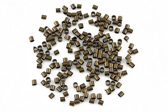 Crimp bronz 1,5mm (3g - aprox. 300 buc.)