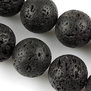 Margele lava sfere 18mm