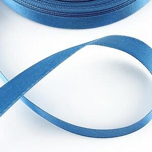 Panglica saten latime 1,4cm (1m) - albastru