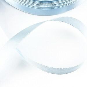 Panglica saten latime 1,4cm (1m) - albastru deschis