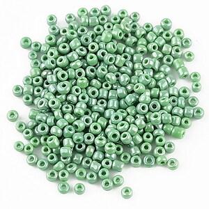 Margele de nisip 2mm (50g) - cod 277 - verde