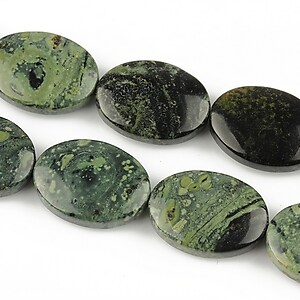 Jasper Kambaba oval 18x13mm