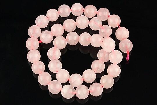 Sirag cuart roz sfere 10mm