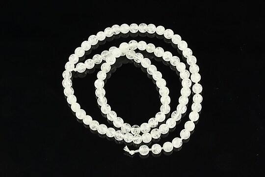 Sirag cristal de gheata sfere 4mm