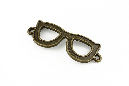 Link bronz ochelari 40x15mm