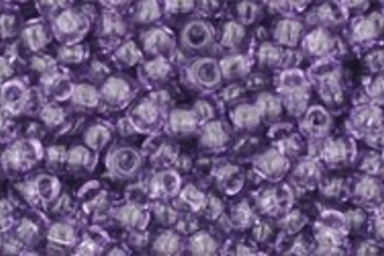 Margele Toho rotunde 11/0 - Transparent Sugar Plum