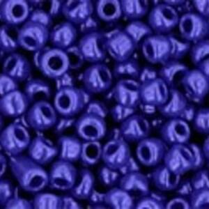 Margele Toho rotunde 11/0 - Opaque Navy Blue