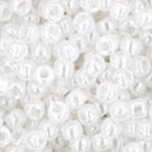 Margele Toho rotunde 11/0 - Ceylon Snowflake