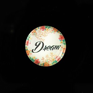"Cabochon sticla 20mm ""Dream"" cod 939"