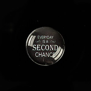 "Cabochon sticla 20mm ""You can choose"" cod 949"