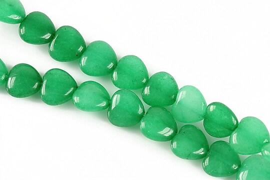 Jad verde inima 10mm