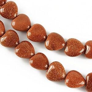 Goldstone inima 10mm
