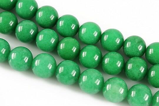 Jad sfere 10mm - verde