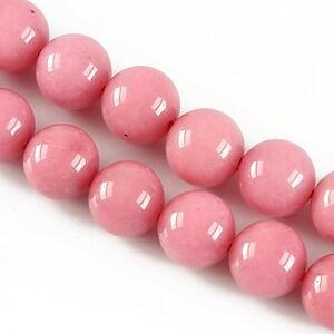 Jad sfere 10mm - roz