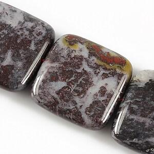 Bloodstone pernute 25mm