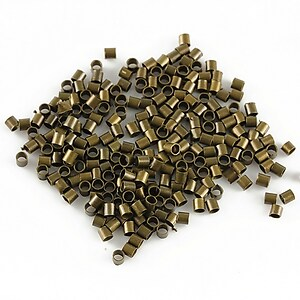 Crimp bronz 1,8mm (3g - aprox. 300 buc.)