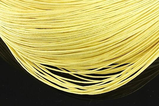 Ata cerata grosime 1mm (1m) - galben deschis