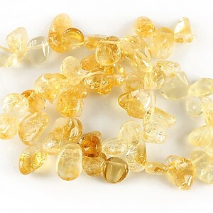 Sirag citrine nuggets 9-14x8-10mm