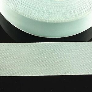 Panglica saten latime 2,5cm (1m) - bleu