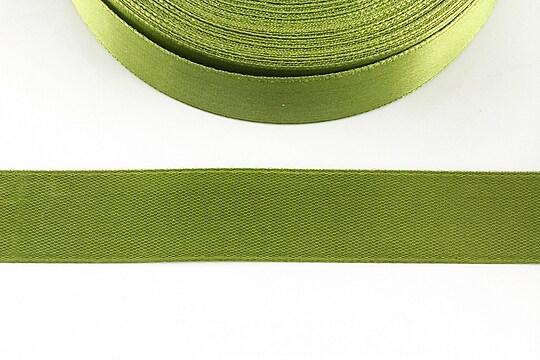 Panglica saten latime 1,8cm (1m) - verde olive