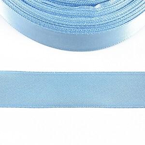 Panglica saten latime 1,8cm (1m) - albastru deschis