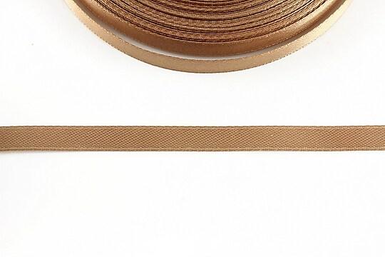 Panglica saten latime 0,6cm (1m) - bej