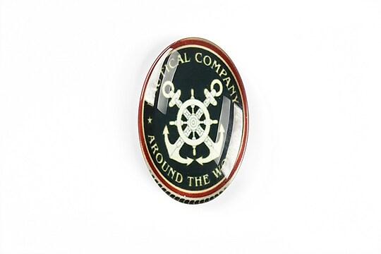 Cabochon sticla 30x20mm cod A5530