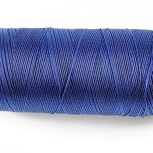 Ata de insirat 0,5mm, mosor de 300m - albastru inchis
