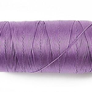 Ata de insirat 0,6mm, mosor de 200m - mov lila