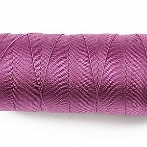 Ata de insirat 0,6mm, mosor de 200m - violet