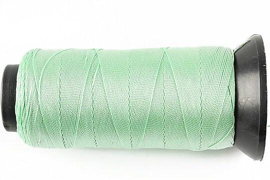 Ata de insirat 0,6mm, mosor de 200m - verde deschis