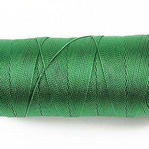 Ata de insirat 0,8mm, mosor de 130m - verde