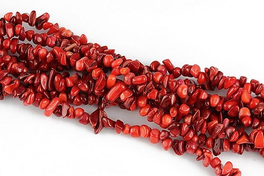 Chipsuri coral rosu