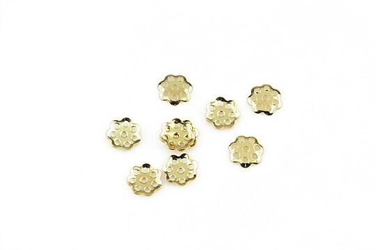 Capacele otel inoxidabil 304 auriu 6mm