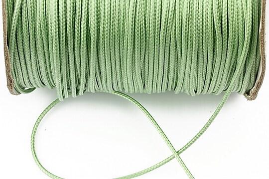 Snur cerat grosime 1,5mm, verde deschis (1m)