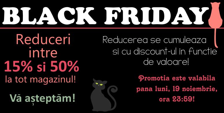 Reducere Black Friday!