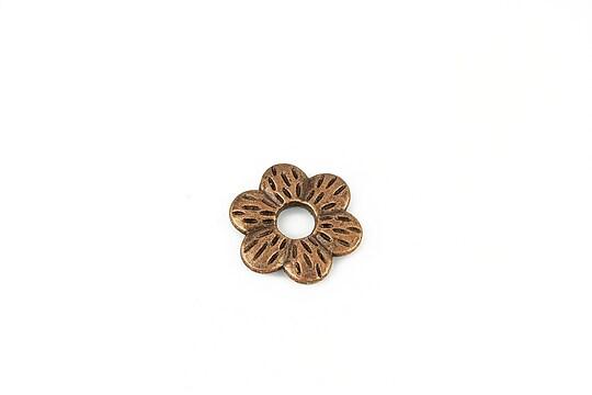 Link floare cupru 15mm