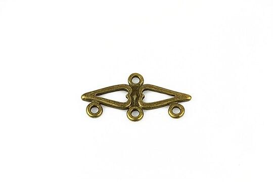 Chandelier bronz 14x30mm