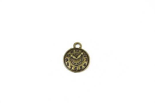 Charm bronz ceas 16x12,5mm
