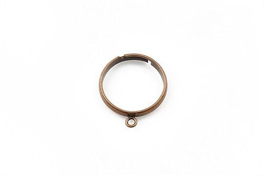 Baza de inel cupru, reglabila, cu 1 bucla