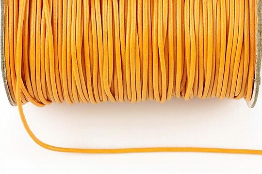 Snur cerat grosime 1,5mm, galben porumb (1m)