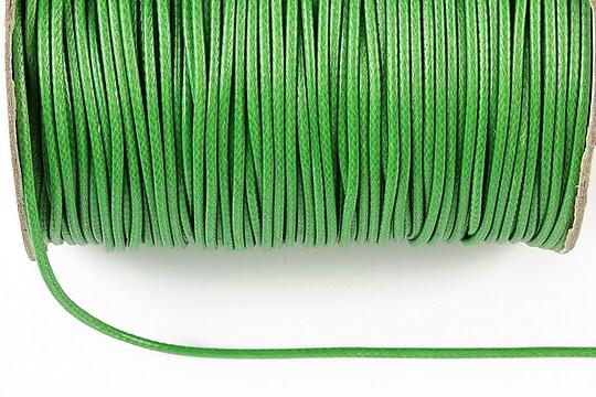 Snur cerat grosime 1,5mm, verde (5m)