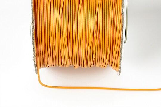Snur cerat grosime 1mm, galben porumb (10m)