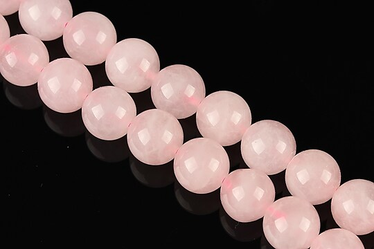 Cuart roz sfere 10mm