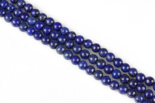 Lapis Lazuli sfere 4mm (10 buc.)