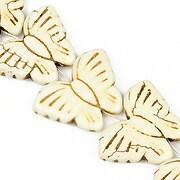 Magnezit fluture 19x24mm
