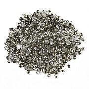 Cabochon rhinestone 2mm (20 buc.) - gri