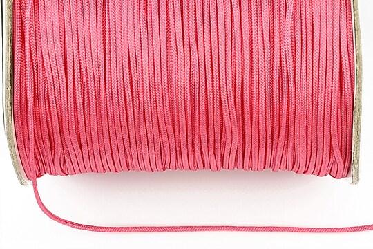 Snur nylon grosime 1,4mm (1m) - roz