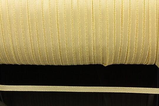 Snur saten latime 3mm (10m) - bej