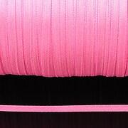 Snur saten latime 3mm (10m) - roz